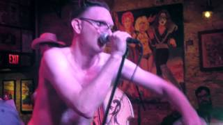 Legendary Shack Shakers - Where's The Devil...When You Need Him? @ Three Links, Dallas, TX, 12.11.14