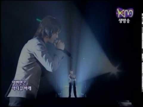 050609 Shin Hyesung - Same Thoughts + No.1 M!Countdown