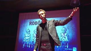 Mix Palestras | Human technology | Arthur Igreja | TEDxParqueBarigui