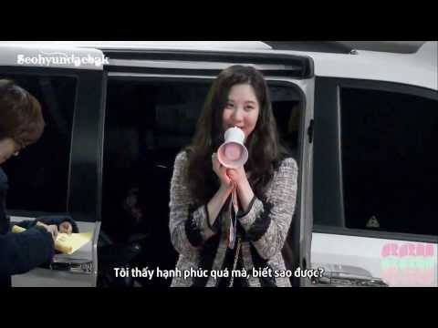 [Vietsub] Seohyun @ Fan Event After Musical Drama TMTETS