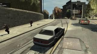 Grand Theft Auto 4 в 4к на ультрах))
