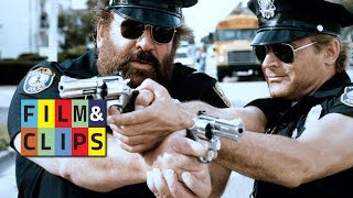 Miami Supercops - Bud Spencer & Terence Hill - Full Movie by Film&Clips