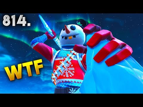 Fortnite Funny WTF Fails and Daily Best Moments Ep.814