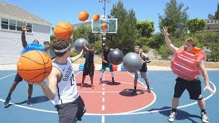 MOST EPIC BASKETBALL CHALLENGES OF ALL TIME!