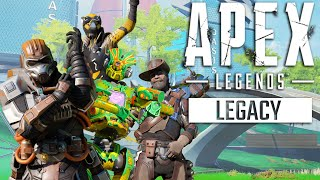 Apex Legends Origin Event & Skin Leaks - Apex Legends News