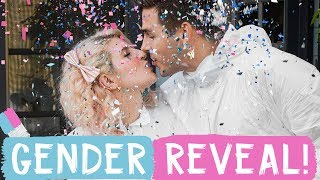 Gender Reveal!! | OMG We're Having A Baby