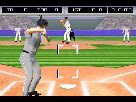 [Game Boy Advance] 2K Sports - Major League Baseball 2K7 - YouTube