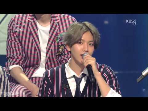 [中字] 150613 柳𤋮烈的寫生簿 EXO cut