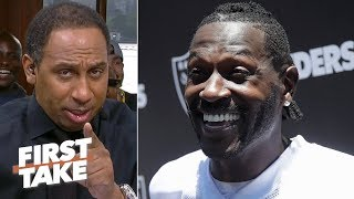 'I wanna know every damn thing!'- Stephen A. is hyped for the Raiders on 'Hard Knocks' | First Take
