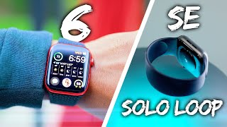 Apple Watch Series 6 & SE - Unboxing & Hands On!