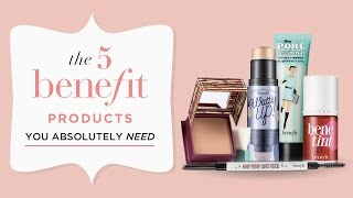 The 5 Benefit Products You Absolutely Need | BeautyMNL