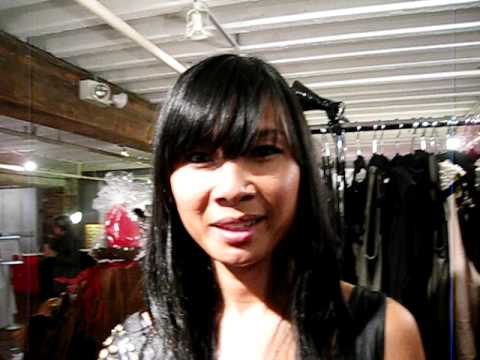 Interview with Monica Phromsavanh of Modalistas at Shecky's Beauty Night Out