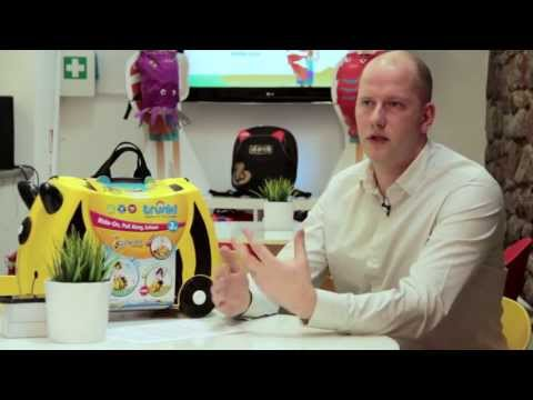 Trunki, a children's travel product manufacturer and retailer, switched from Sage to NetSuite cloud ERP and SuiteCommerce to streamline key business processes, boost productivity, and support international growth.
