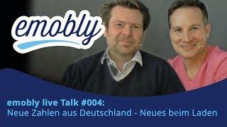 emobly live: Talk #004 - Deutschlands E-Mobility Talk-Show live aus München