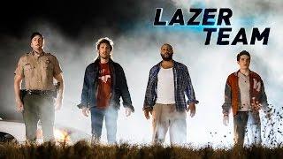 Lazer Team – Movie Teaser