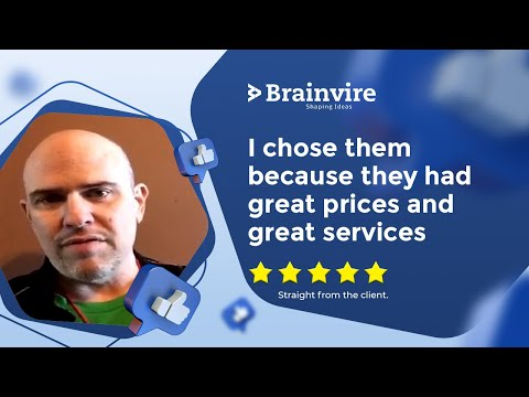 Mr. Daniel Coburn Saying About Brainvire