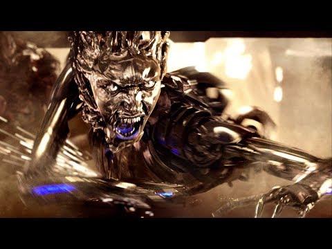 漂亮女杀手拥有不死之身,皮囊之下竟是恐怖机器人!速看科幻电影《终结者3》