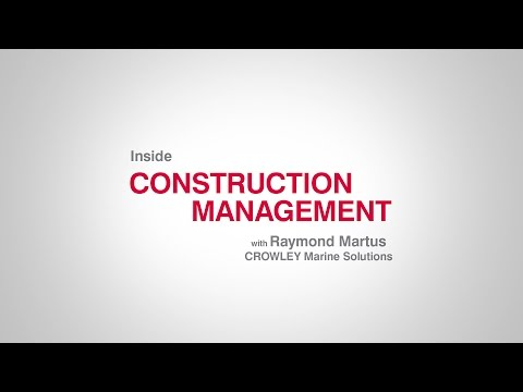 Crowley Marine Solutions - Inside Construction Management