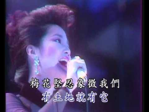 邓丽君:梅花、中华民国颂