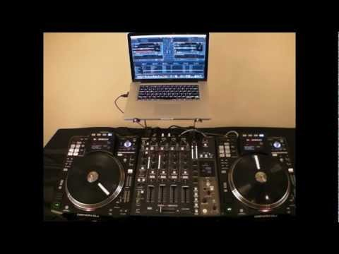 DN-SC3900 and DN-X1600 Setup Instructions for Traktor Scratch Pro 2