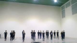Liên khúc dân vũ nhạc hot nhất - Trường PTDT NT Tỉnh B