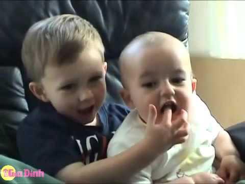 Những đứa trẻ dễ thương và ngộ nghĩnh hài hước nhất thế giới P2