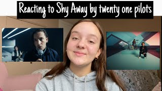 Twenty One Pilots - Shy away (Official Video) *REACTION*