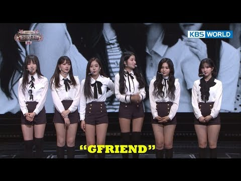 GFRIEND Special / 여자친구 스페셜 [2017 KBS Song Festival | 2017 KBS 가요대축제 / 2017.12.29]