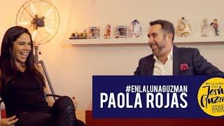 PAOLA ROJAS 👩🏻 está EN LA LUNA CON JESÚS GUZMÁN!!!