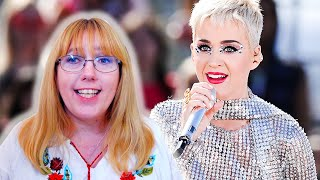 Vocal Coach Reacts to Katy Perry Best & Worst Performances