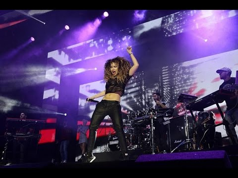 Rudimental & Ella Eyre - Waiting All Night (Jingle Bell Ball 2013)