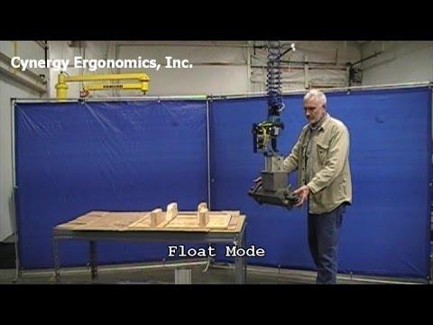 Hydraulic Cylinder Manipulator