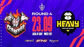CERBERUS ESPORTS vs HEAVY | CES vs HEV - Vòng 4 ĐTDV mùa Đông 2021