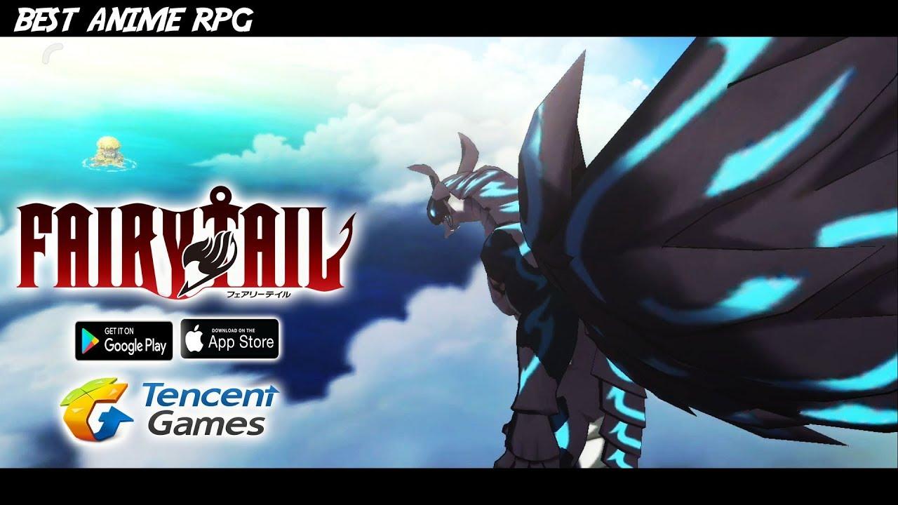 Tencent Lagi 😘Rame Banget Yang MAIN !!! FAIRY TAIL : MAGIC GUIDE (CBT)  Android 3D Anime MMORPG