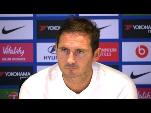 Chelsea 1-1 Leicester - Frank Lampard Full Post Match Press Conference - Premier League