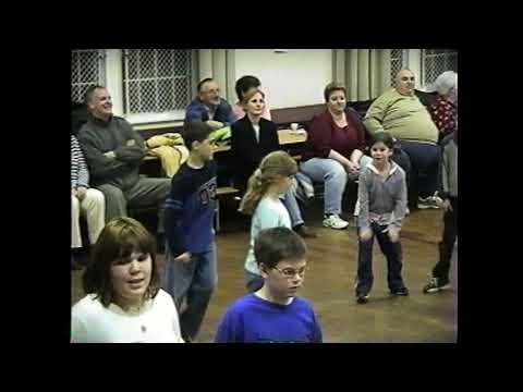 RPES Square Dancing  3-12-04
