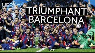 Barcelona v Juventus: 2015 UEFA Champions League final highlights
