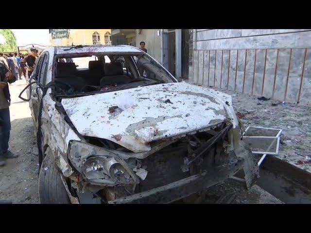 阿富汗首都自殺炸彈攻擊 至少31死