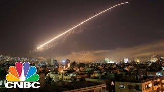 Syria Strikes: A Break Down Of The Missiles Used | CNBC