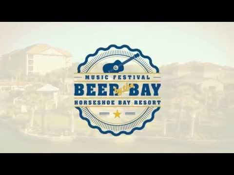 Jack Ingram, Curtis Grimes and Bri Bagwell headline Beer by the Bay Music Festival, August 1-3 at Horseshoe Bay Resort. Tickets on sale now at http://hsbresort.com