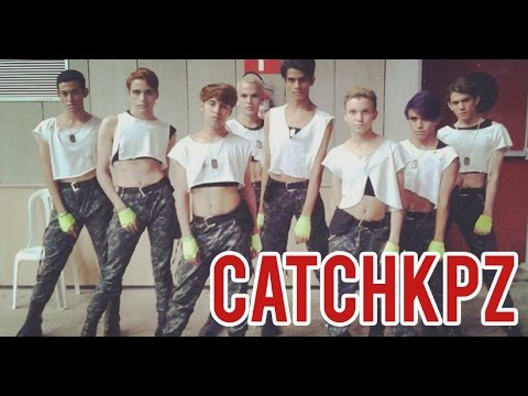 GIRLS' GENERATION - Catch Me If You Can Dance Cover by K-PUZZLE