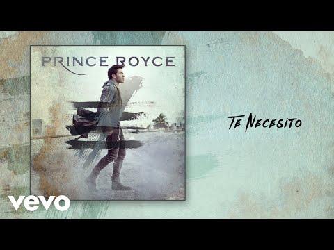 Prince Royce - Te Necesito (Audio)