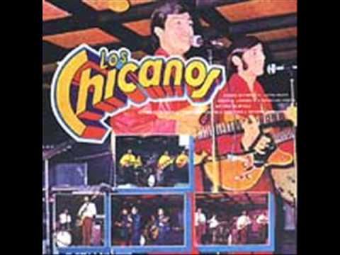 LOS CHICANOS - VECINA (pista musical).wmv