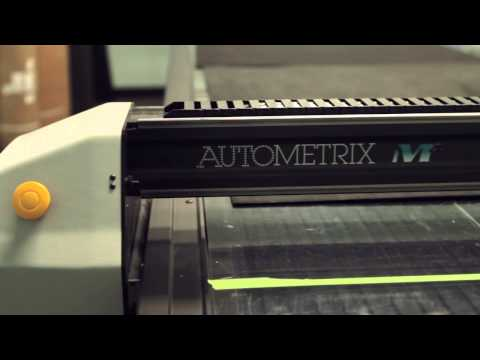 Autometrix: Carbon Fiber Pre-preg cutting for Prosthetics