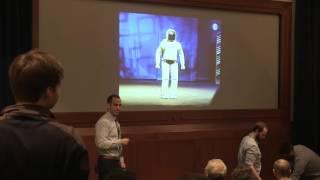 Walk This Way: Legged Robots and Human Rehabilitation