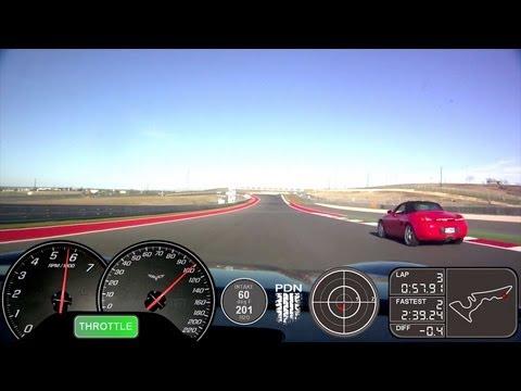 C6 Corvette - Circuit of the Americas