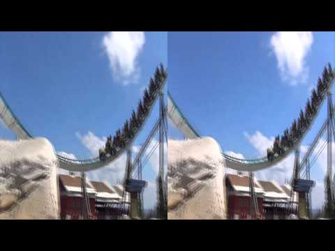 Shambala at Port Aventura (Salou; Spain; 3D)