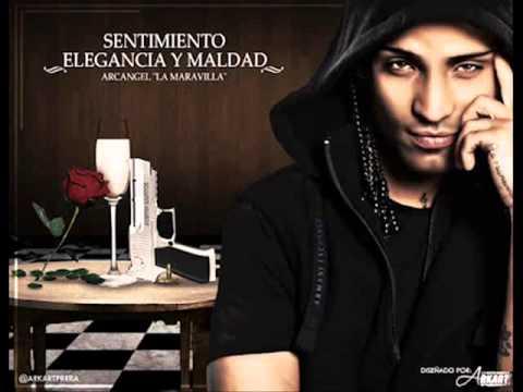 Arcangel - Por La Plata Baila El Mono (S.E.M)  ♫ Reggaeton 2013 ♫ Original
