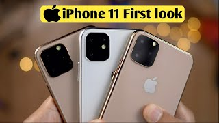 iPhone 11- first look, price, specification, release date