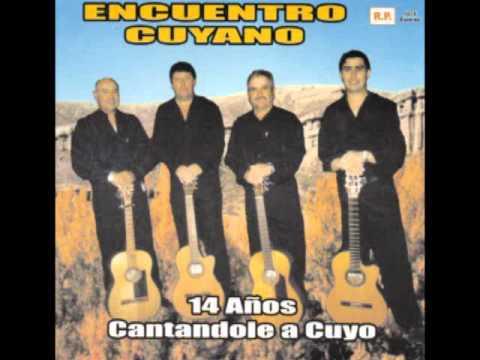 ENCUENTRO CUYANO-14 años cantándole a Cuyo  -disco entero-